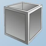 Модульный вазон 4.1