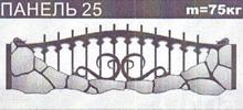 Панель №25