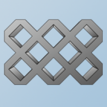 Газонная решетка (Травница 2.16)